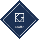 Graffit logo | Zeus Capital Management, investment management company specializing in real estate investments in Europe, the Middle East and the United States